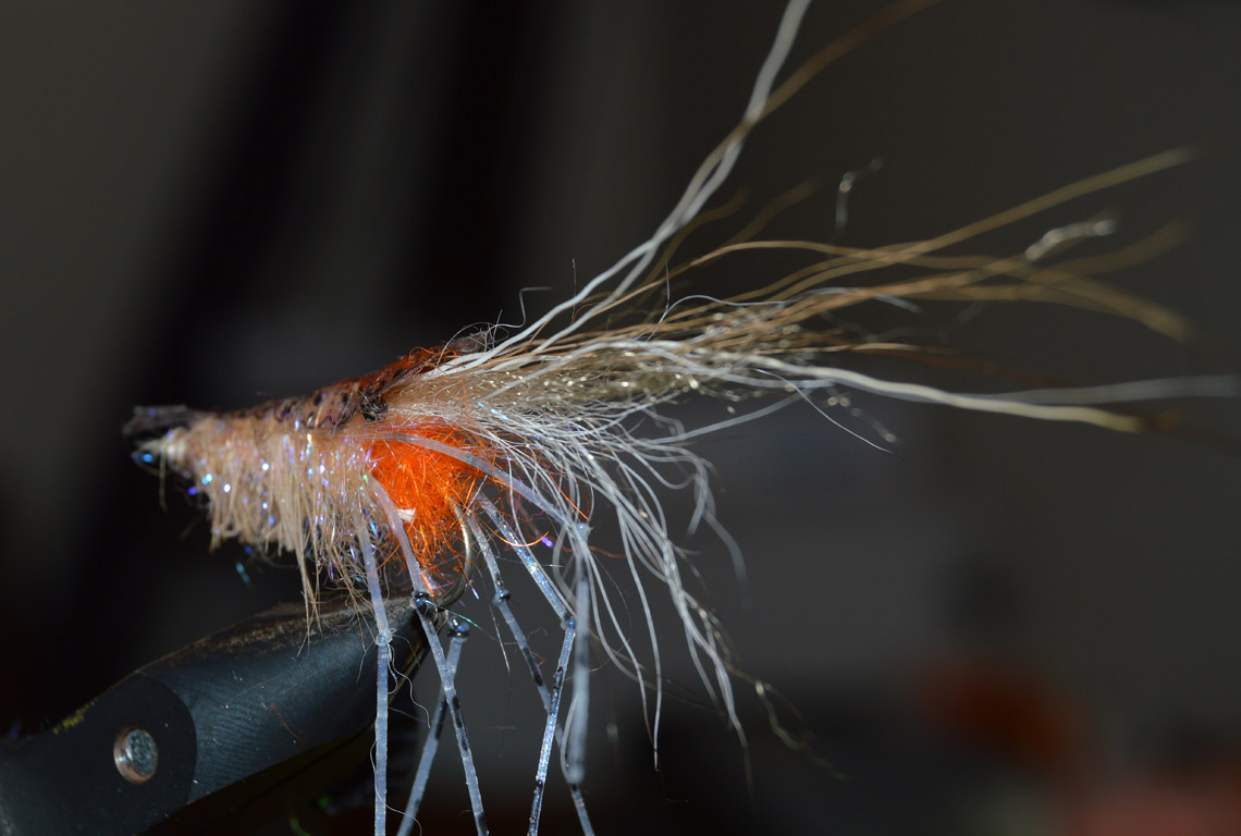 Tying Shrimp Flies Crazy Hooks By Matt Pickup